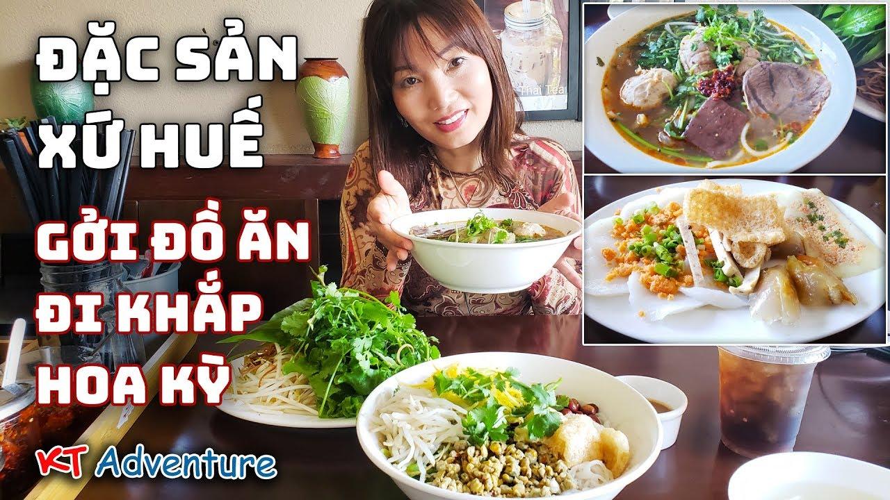 Khám Phá Chợ Đông Ba – Đặc Sản Xứ Huế – Bánh Bèo – Cơm Hến – Bún Bò Huế || Bolsa Little Saigon #57