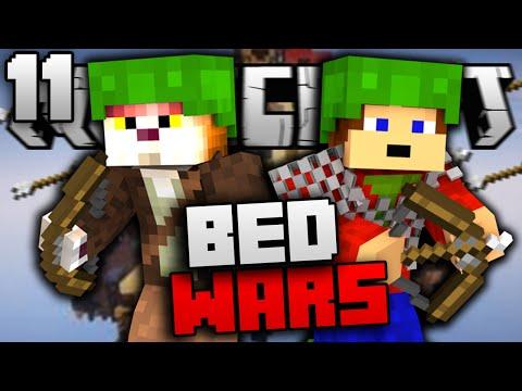 Minecraft BedWars | Český Let's Play #11 w/ Macko [Porty]