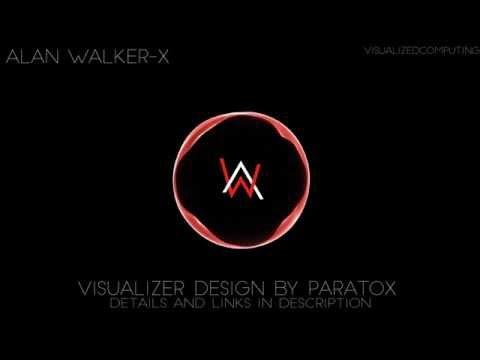 Alan Walker - X (NCS-Style Visualizer)