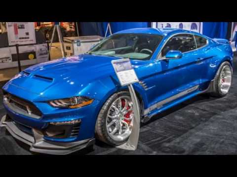 wow 2018 shelby gt500 super snake widebody sema 2017 youtube. Black Bedroom Furniture Sets. Home Design Ideas