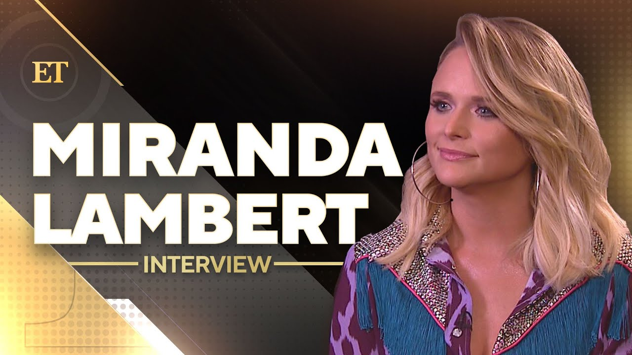 Why Miranda Lambert 'Lucked Out' With Husband and Lost Sleep Over New Album | Full Intervi