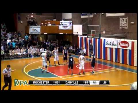 Rochester #4 Pavin Parrish sets new career scoring record in VT at 2,479