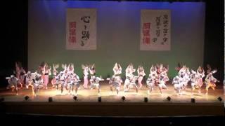 阿呆連@徳島市立文化センター ~2011.8.12  選抜阿波踊り大会1日目~