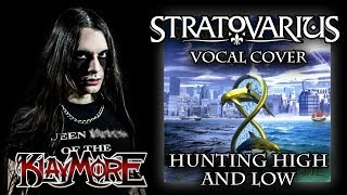 Hunting High and Low by Stratovarius (Vocal Cover by Klaymore)