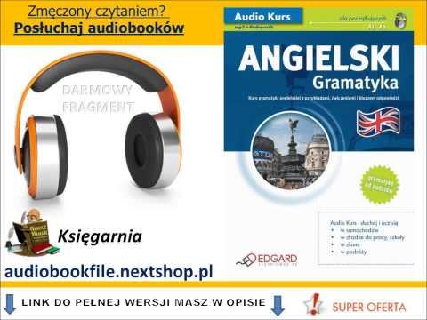 KURS ANGIELSKIEGO MP3 - Gramatyka - audio kurs + ebook