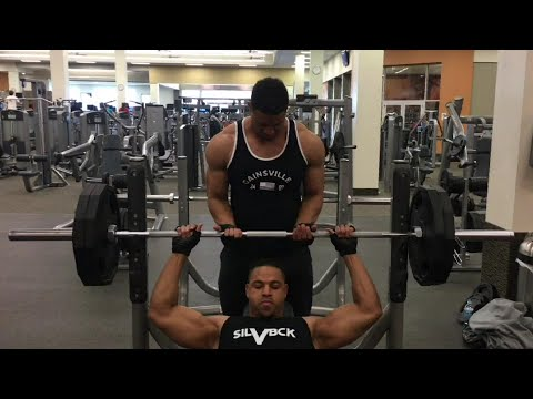 Only Pu$$ies Wear Weightlifting Gloves @hodgetwins