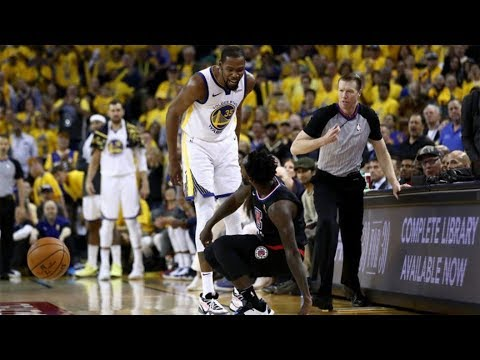 Greatest Kevin Durant Fights of All Time – NBA 2019 Updated