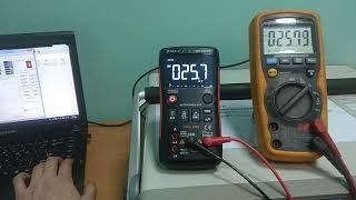 Тест на точность мультиметра ZOYI ZT-X он же Richmeters RM409B он же Zotek