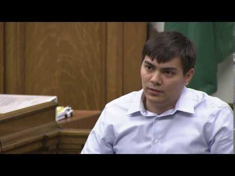 SPU hero Jon Meis testifies in shooting trial