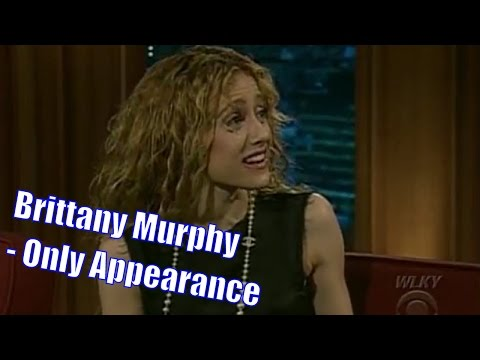 Brittany Murphy  Very Very Very Sweet  Only Appearance