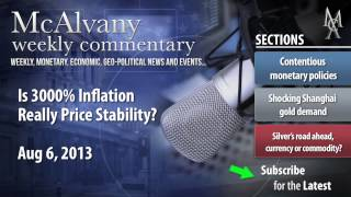 Is 3000% Inflation Really Price Stability? | McAlvany Commentary