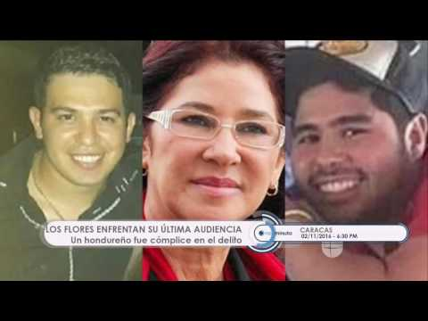 Sobrinos de Cilia Flores afrontan juicio en Estados Unidos