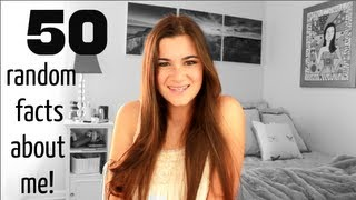 50 Random Facts about Me Tag!