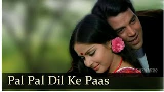 Blackmail - Pal Pal Dil Ke Paas - Subtitle by Kishore Kumar with/Lyrics Vocals by Daniel Mark