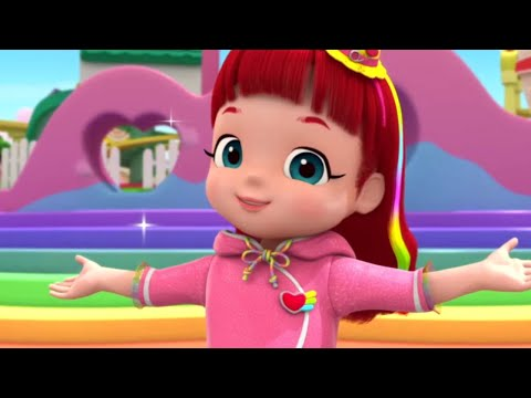 Rainbow Ruby - Full Episodes COMPILATION! 🌈Toys and Songs 🎵