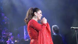 El concierto más trágico y complicado de Isabel Pantoja