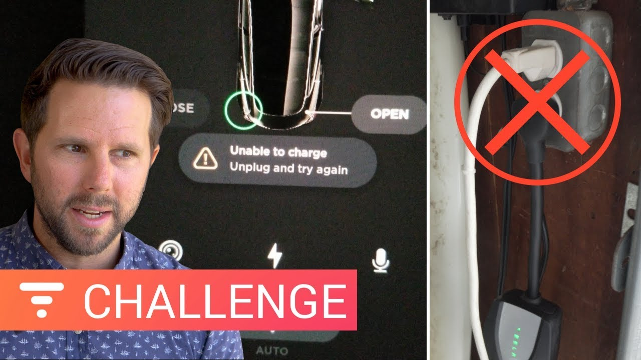 Will Your Tesla Model 3 Survive On Only Regular Wall Outlet Youtube Open Roads Forum Can My Garage Dryer Be Used To Power Mh