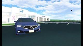 2018 Acura TLX APEX Greenvile-Roblox