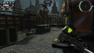 TimeShift - Gameplay, multiplayer (HD)