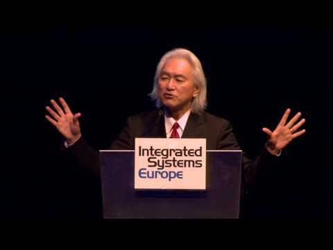 Dr Michio Kaku - Closing Keynote at ISE 2016