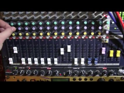 Doepfer Dark Energy Does Drums (with Vermona and QY700)