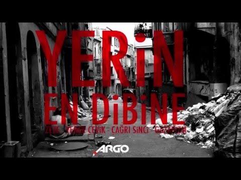 Zeze & Yener Çevik & Çağrı Sinci & Gazapizm - Yerin En Dibine (Lyrics Video)