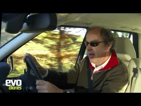 evo Diaries 2012 Range Rover Sport SDV6 Harry Metcalfe