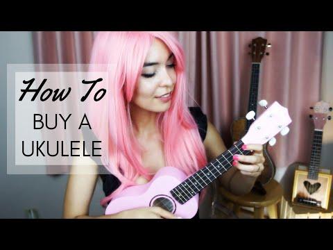 How To Buy A Ukulele & Ala Moana Pink Ukulele REVIEW