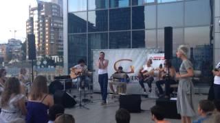 Rozhden - Знаешь (Live Kiev)