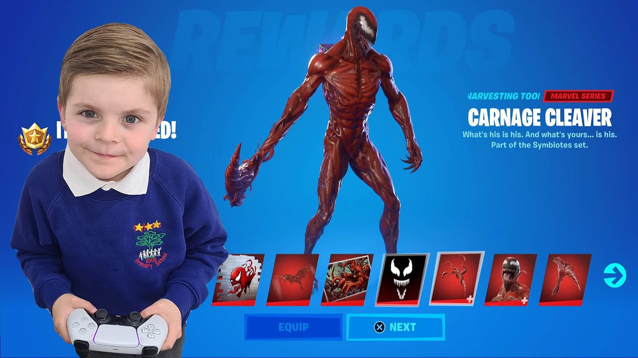 Download After School My 8 Year Old Kid Buying And Unlocking EVERYTHING in The Fortnite Season 8 Battlepass