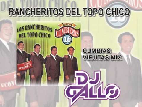 Rancheritos del Topo Chico Cumbias Viejitas Mix por DJ Gallo Matehuala