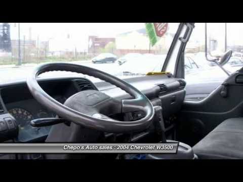 2004 Chevrolet W3500  Newark NJ 07104