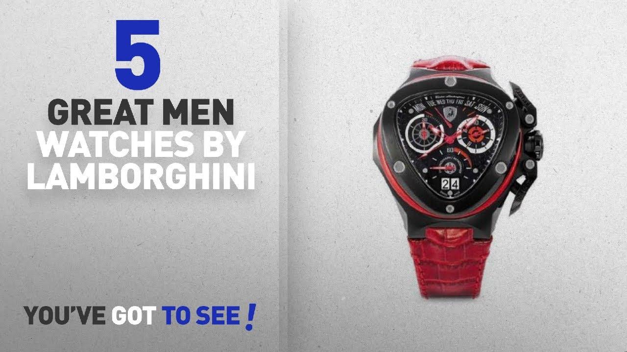 Top 10 Lamborghini Men Watches Winter 2018 Tonino Lamborghini