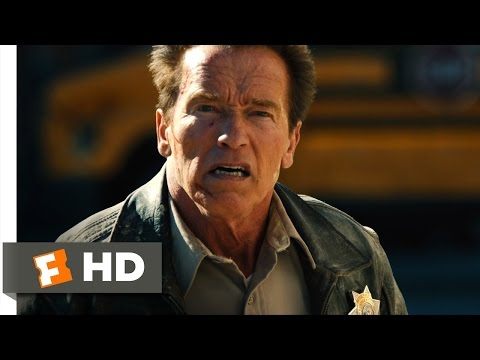 The Last Stand 610 Movie CLIP  Put the Hurt on Them 2013 HD
