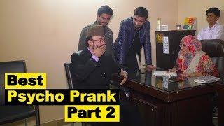 Best Psycho Prank Part 2 of 10 | Allama Pranks | Lahore tv | Pranks in India | Pakistan