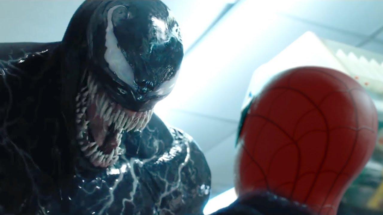 Resultado de imagem para venom and spider man