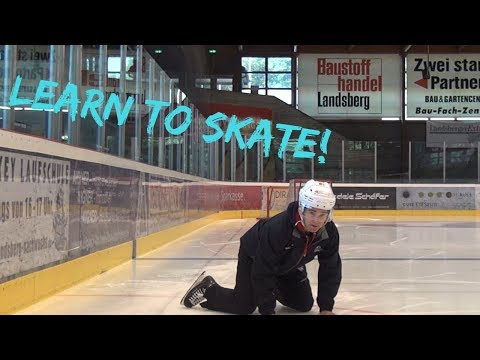 Learn to Ice Skate Tutorial