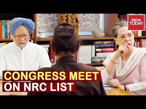 Congress Meeting Over