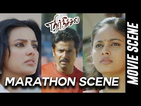 Ethir Neechal - Marathon Scene | Sivakarthikeyan | Priya Anand | Nandita | Anirudh