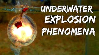 Underwater Blast at 25,000 fps!! - Slow Mo Lab - Science Experiment