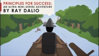 「Principles For Success(成功の原則)」レイ・ダリオ著(30分版)