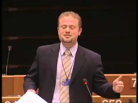 Joseph Muscat Standing up for the MALTESE language.