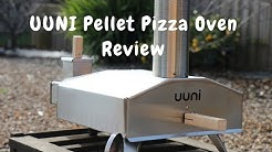 OONI / UUNI 3 Pellet Fired Pizza Oven - Review