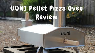UUNI 3 Pellet Fired Pizza Oven - Review