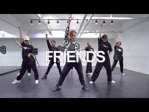 Marshmello - Friends | Honey Choreography