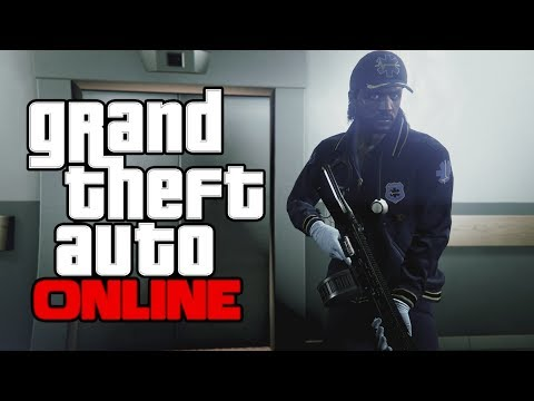 GTA 5 Online Multiplayer Gameplay - GTA Online - The Doomsday Heist