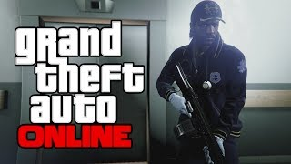 GTA 5 Online Multiplayer Gameplay - GTA Online - The Doomsday Heist