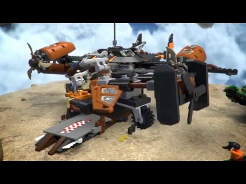 LEGO® Ninjago - 70605 Misfortune
