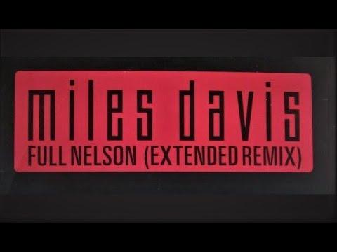 """Miles Davis- Full Nelson (extended 12"""" remix) [originally from Tutu]"""