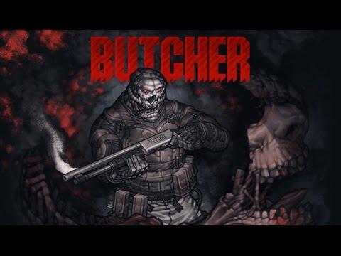 BUTCHER - Official Trailer - OUT NOW! (check description)